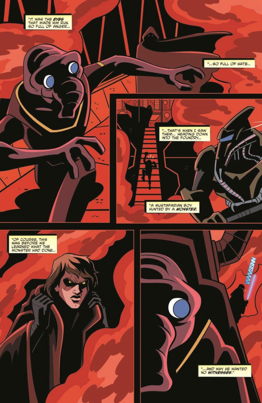 SW_ShadowOfVadersCastle_01-pr-4 ComicList Previews: STAR WARS ADVENTURES SHADOW OF VADER'S CASTLE #1