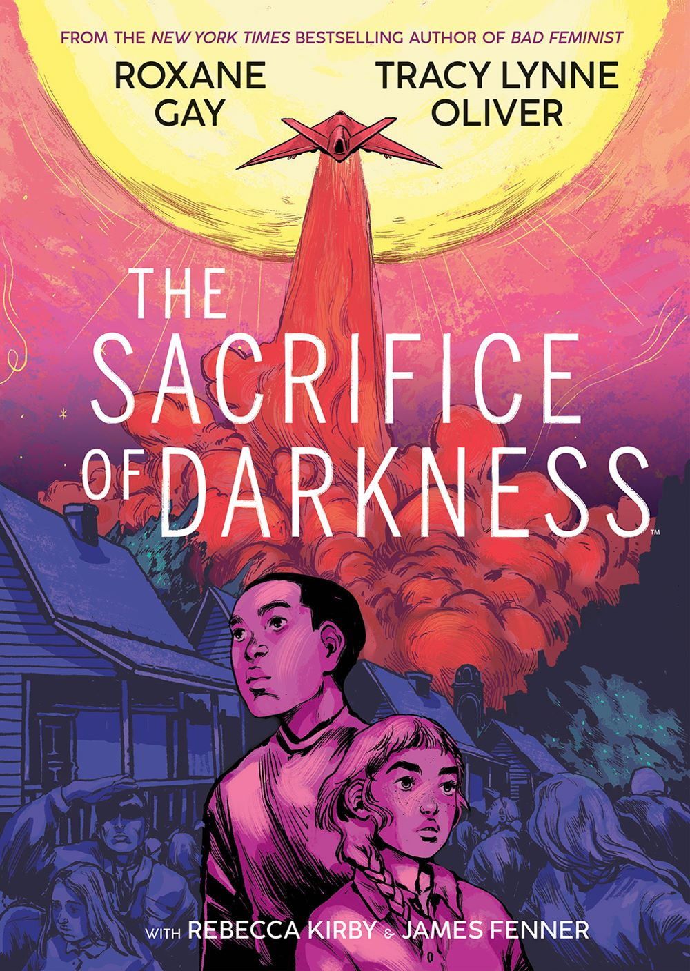 SacrificeDarkness_HC_Cover ComicList Previews: THE SACRIFICE OF DARKNESS HC