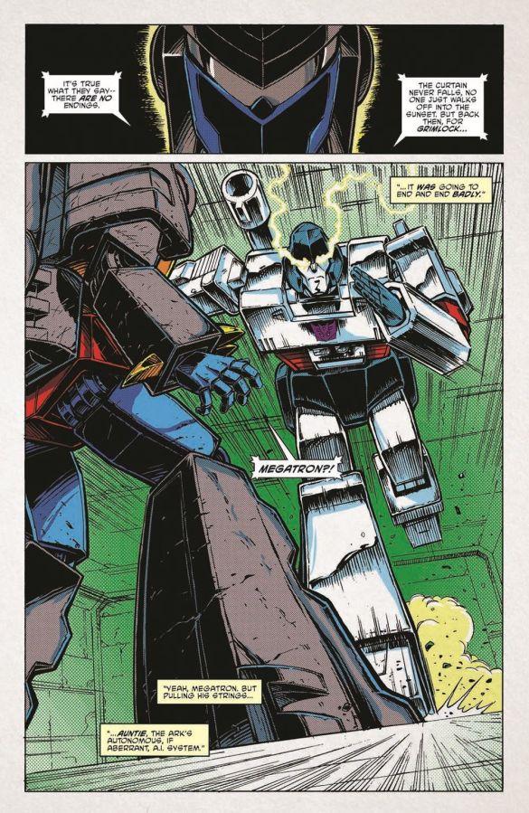TF84-04-pr-3-1 ComicList Previews: TRANSFORMERS '84 SECRETS AND LIES #4