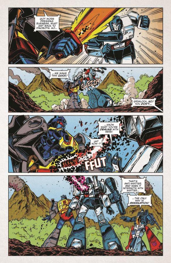TF84-04-pr-6 ComicList Previews: TRANSFORMERS '84 SECRETS AND LIES #4