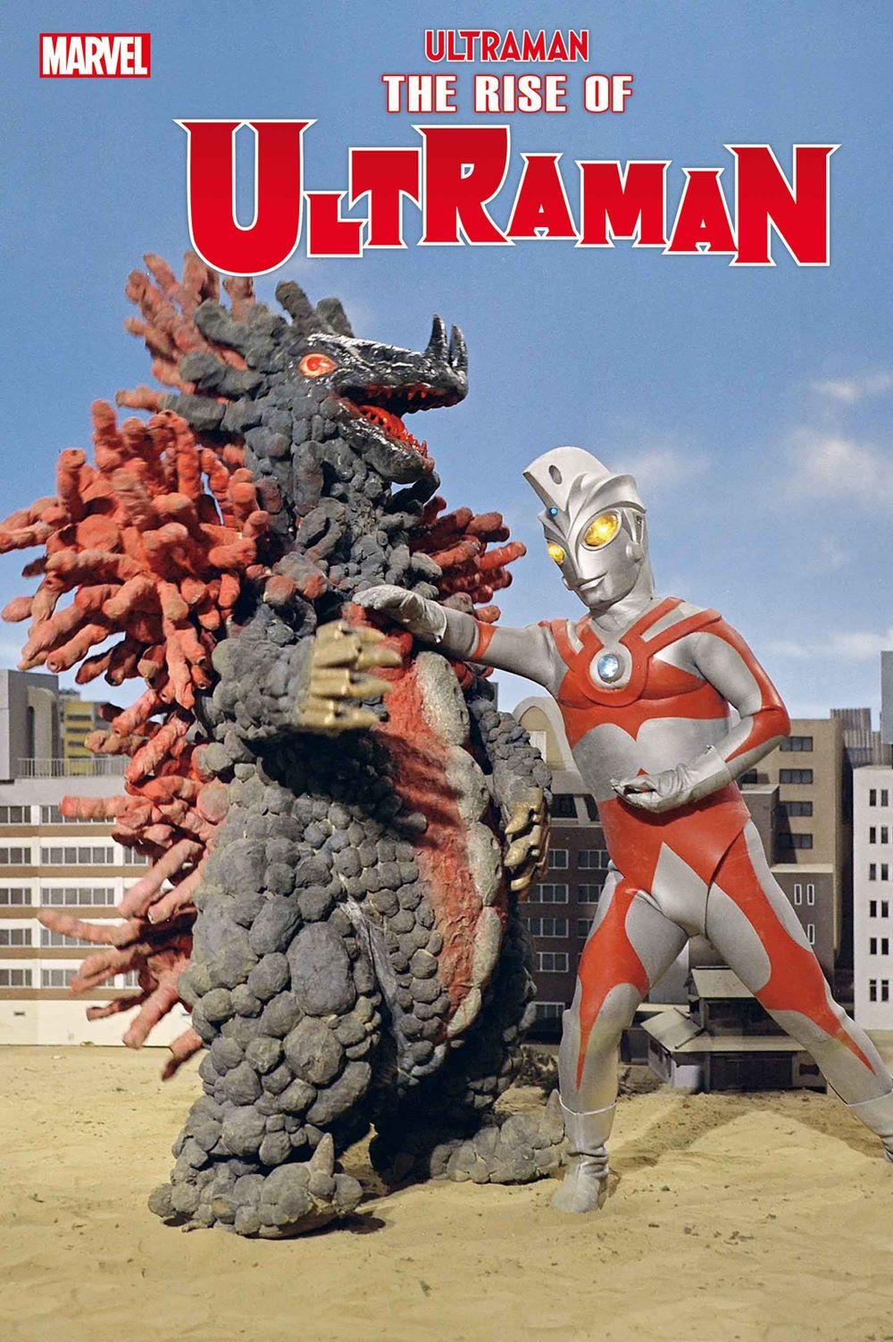 ULTRAMANRISE2020005_Photo_Var Marvel Comics January 2021 Solicitations