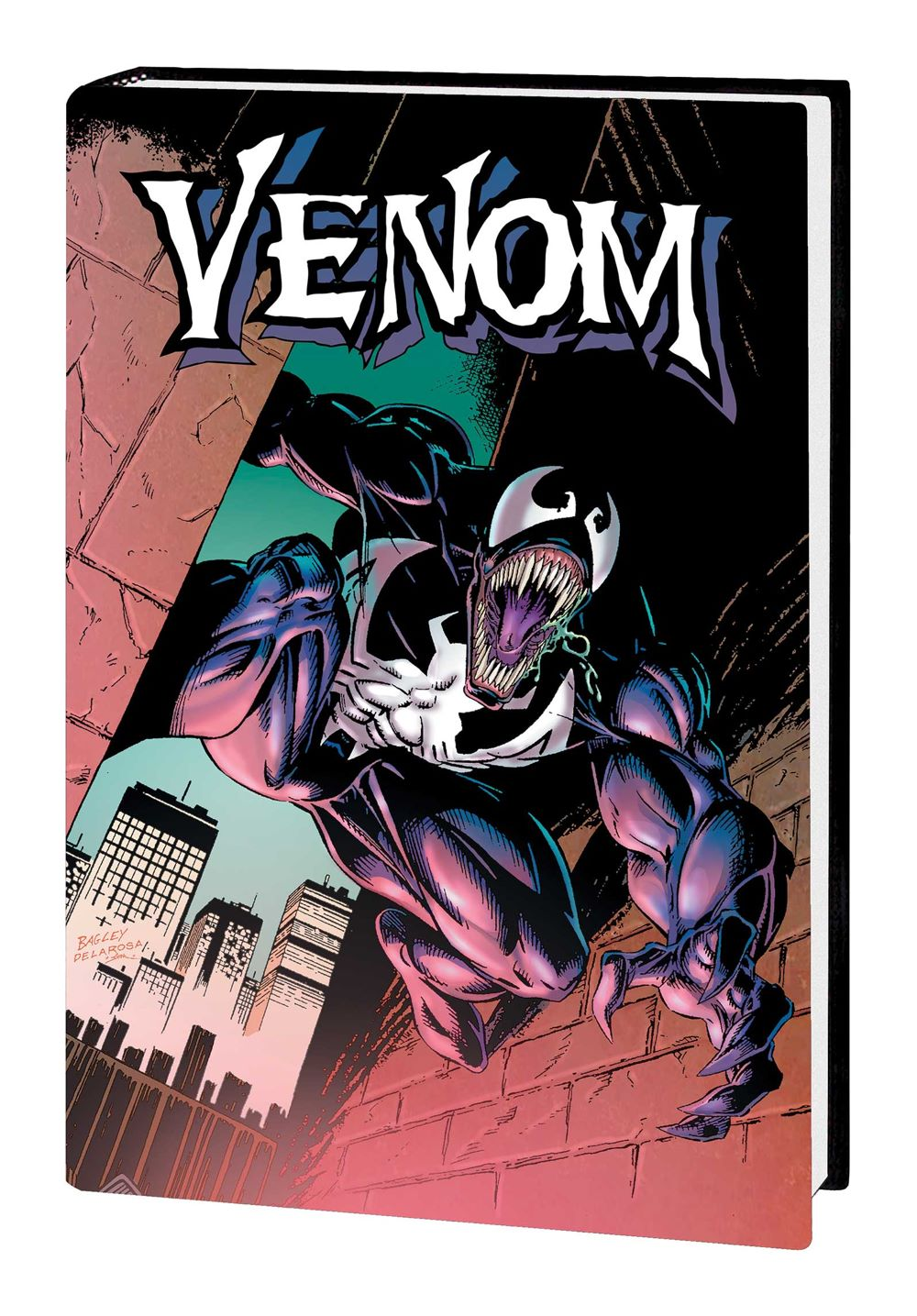 VENOM_OMNIBUS_V1_HC Marvel Comics January 2021 Solicitations