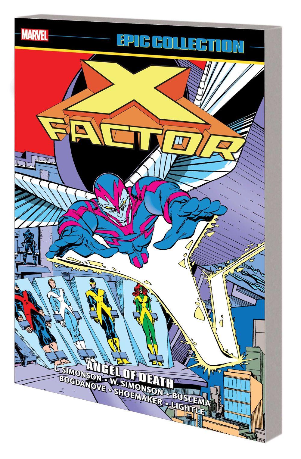 XFACTOREPIC_V3_TPB Marvel Comics January 2021 Solicitations