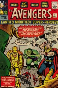 avengers-1-197x300 Blogger Dome: Brave and the Bold #28 vs. Avengers #1