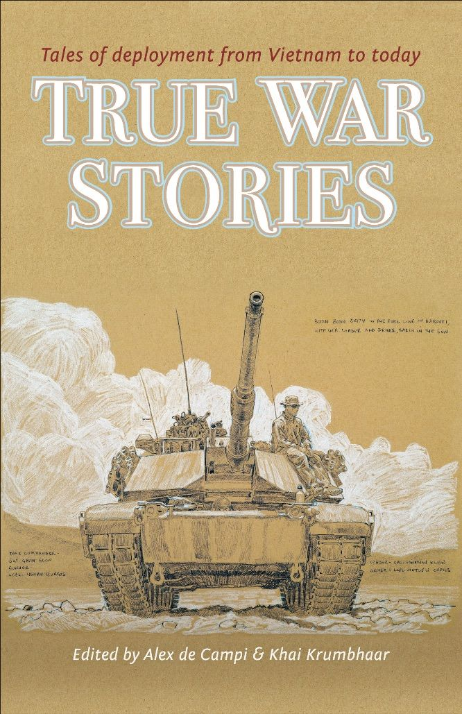 57736abe-8797-4e90-a9d4-6a23a35a53dc TRUE WAR STORIES to debut in comic shops on November 25