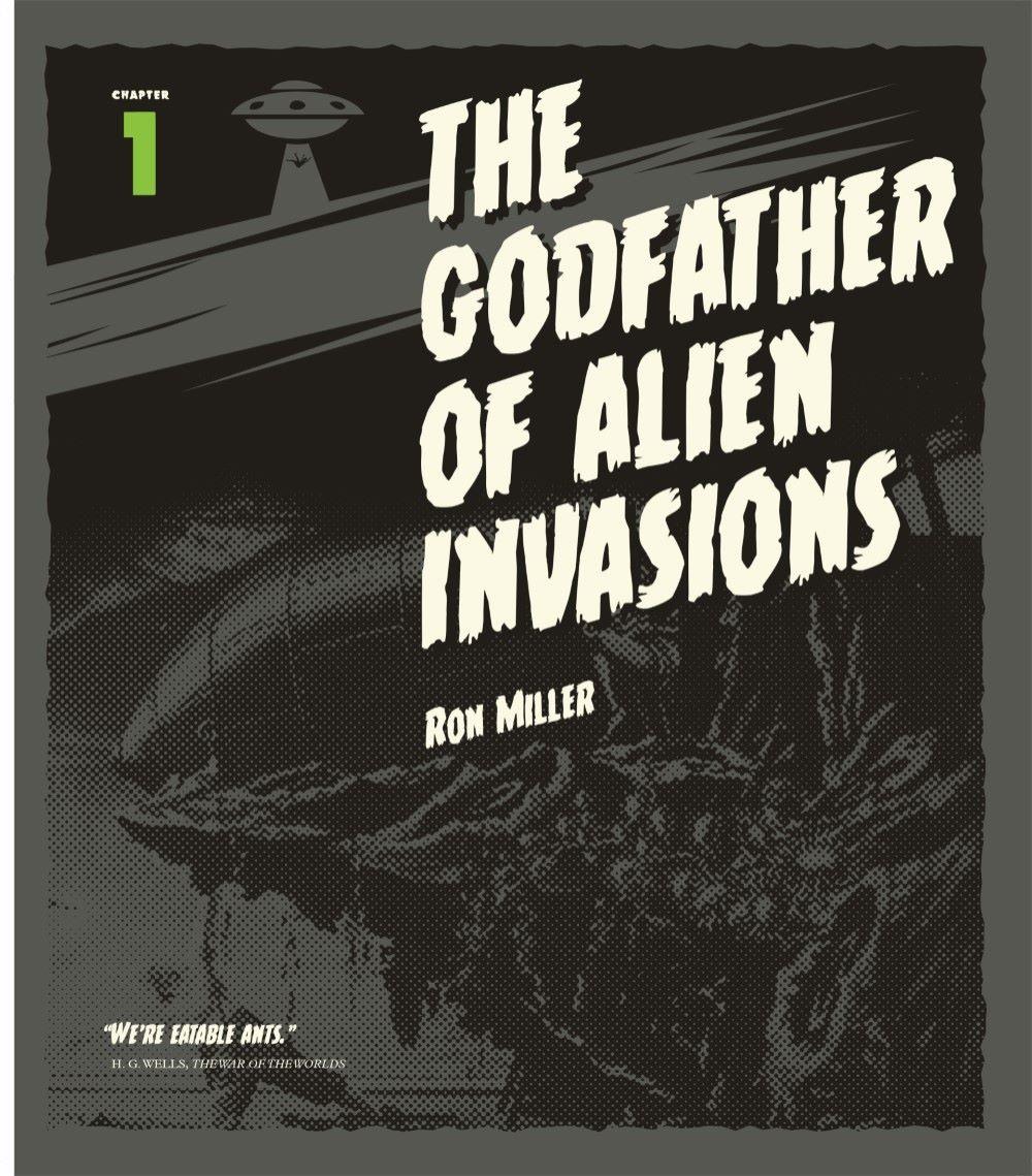 AlienInvasions-ELB11_UK_pr-4 ComicList Previews: ALIEN INVASIONS THE HISTORY OF ALIENS IN POP CULTURE HC