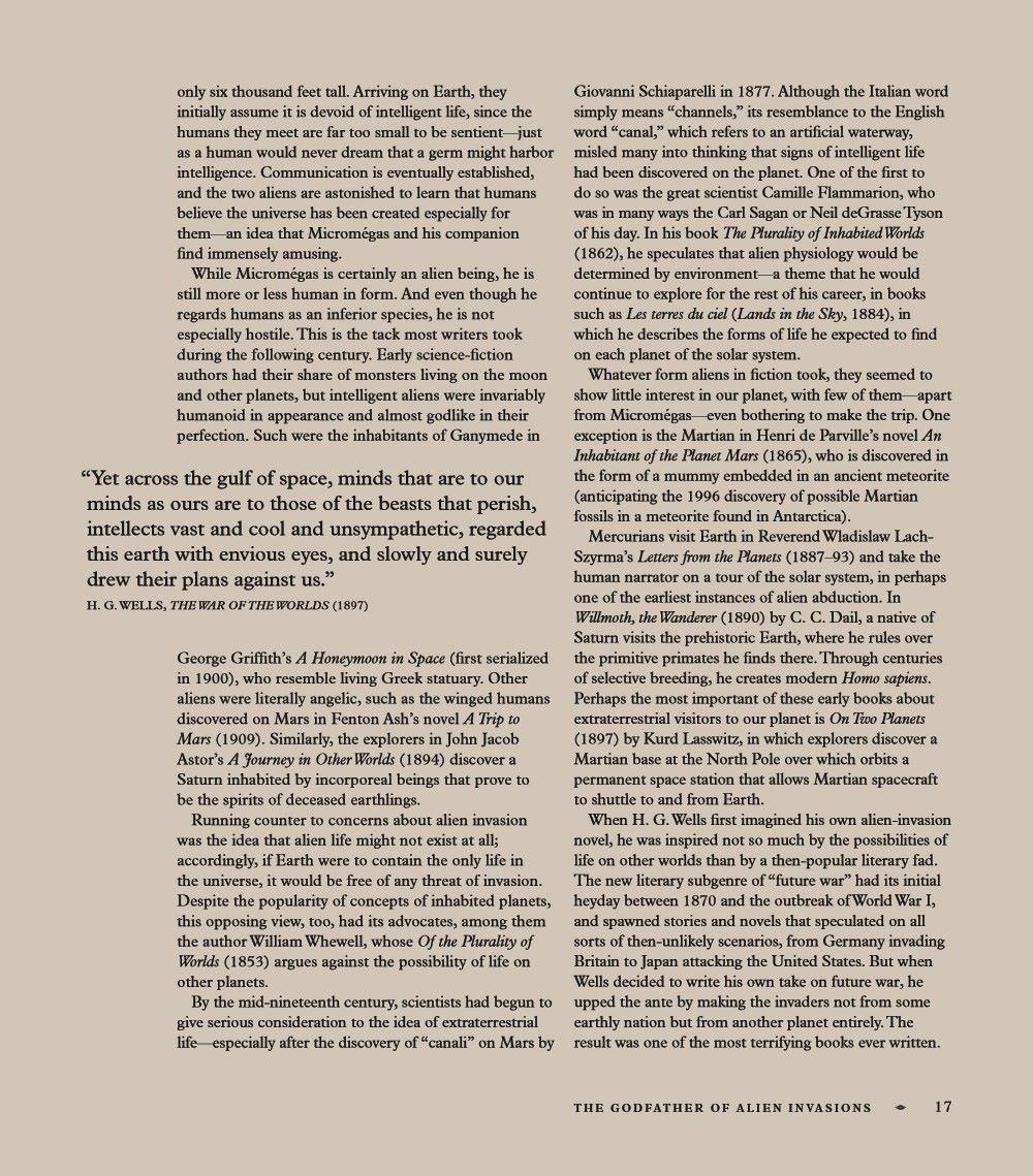 AlienInvasions-ELB11_UK_pr-8 ComicList Previews: ALIEN INVASIONS THE HISTORY OF ALIENS IN POP CULTURE HC