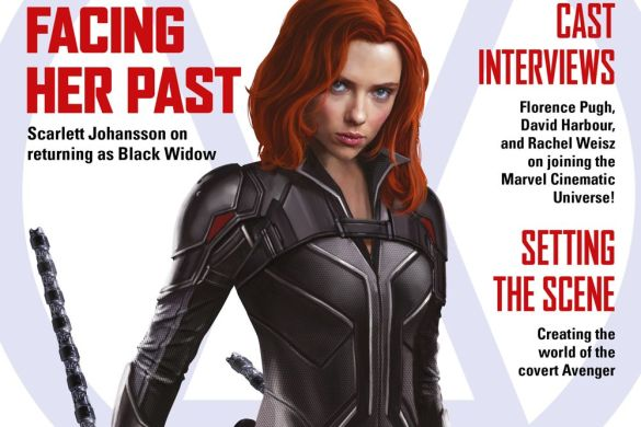 BW_Previews_MAGCover ComicList Previews: MARVEL STUDIOS' BLACK WIDOW THE OFFICIAL MOVIE SPECIAL