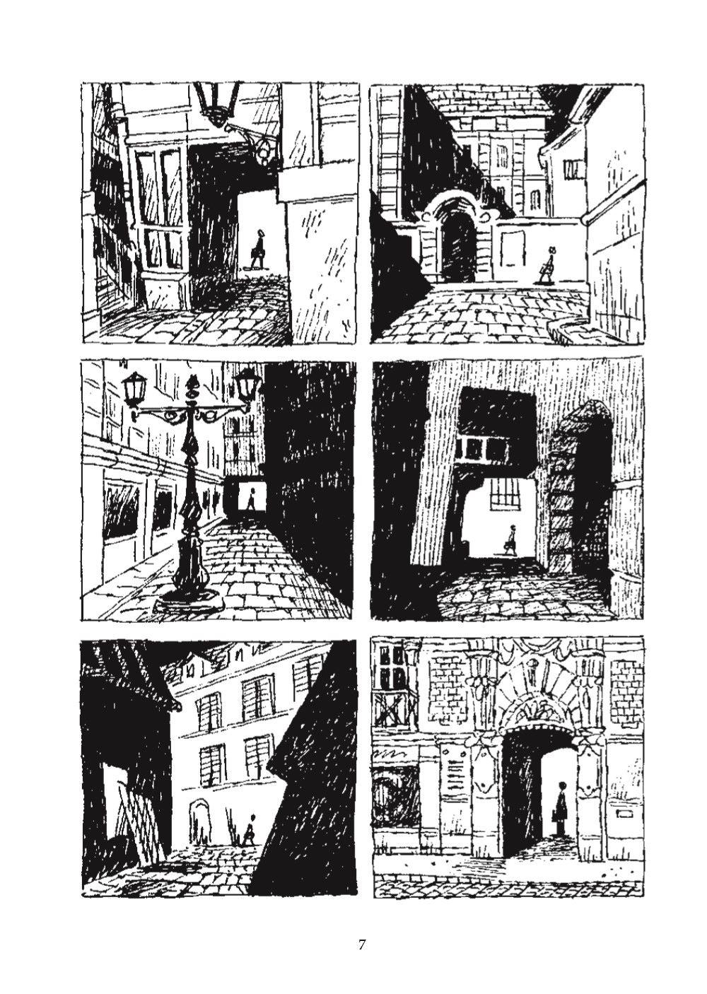 BookTour_pr-5 ComicList Previews: THE BOOK TOUR GN