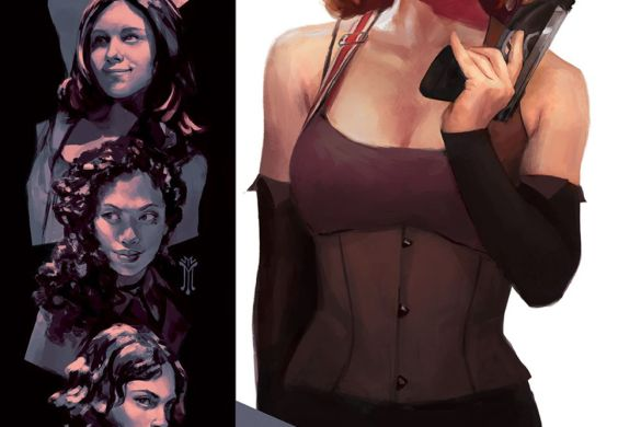 Firefly_OGN_Sting_HC_Cover_LimitedEdition_PROMO BOOM! Studios 2020 Convention Variants to be sold at comic shops