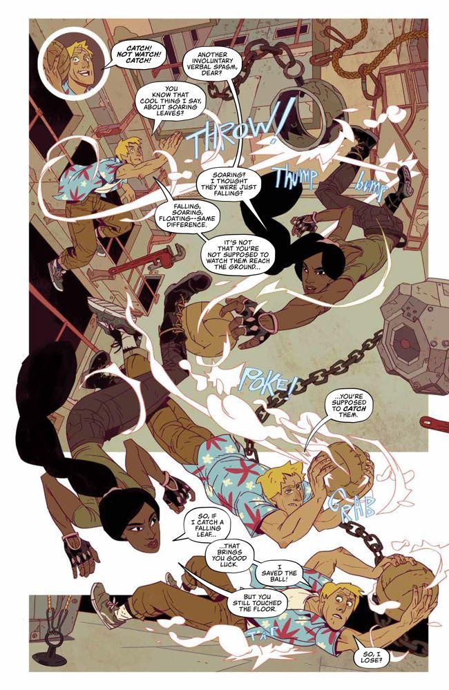 Firefly_OGN_WatchHowISoar_HC_PRESS_15 ComicList Previews: FIREFLY WATCH HOW I SOAR HC