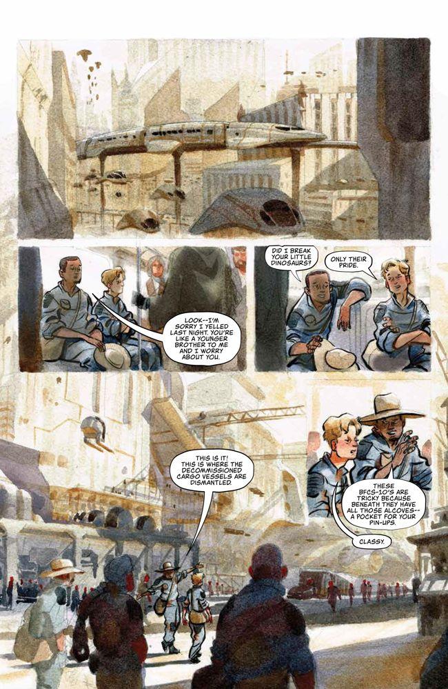Firefly_OGN_WatchHowISoar_HC_PRESS_39 ComicList Previews: FIREFLY WATCH HOW I SOAR HC