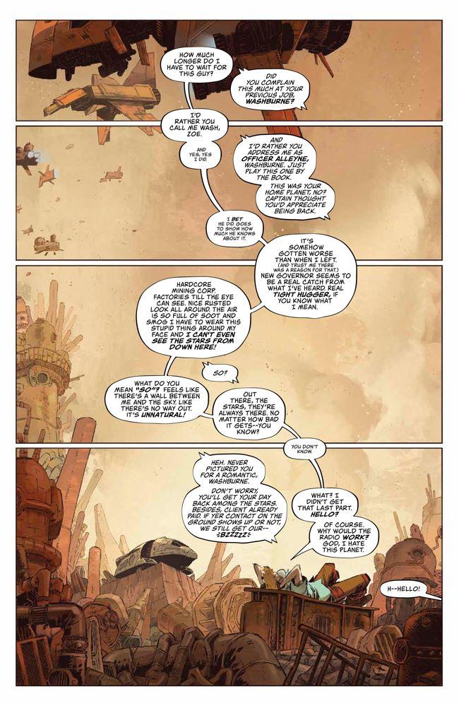 Firefly_OGN_WatchHowISoar_HC_PRESS_48 ComicList Previews: FIREFLY WATCH HOW I SOAR HC