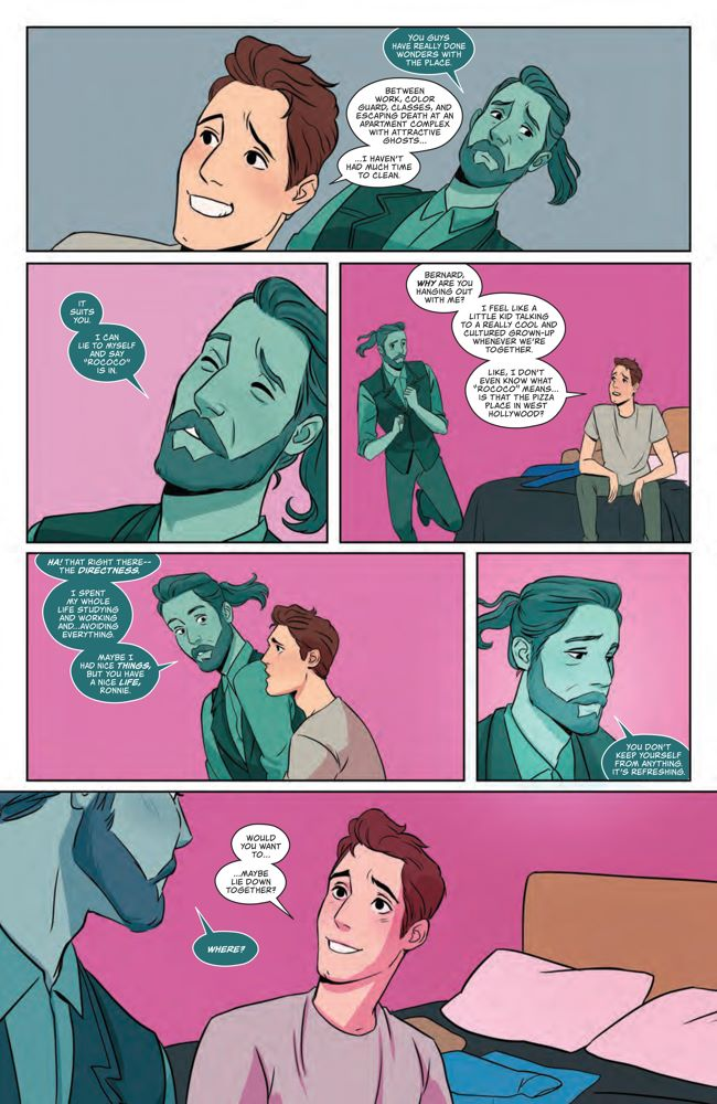 GhostedLA_v2_SC_PRESS_18 ComicList Previews: GHOSTED IN L.A. VOLUME 2 TP