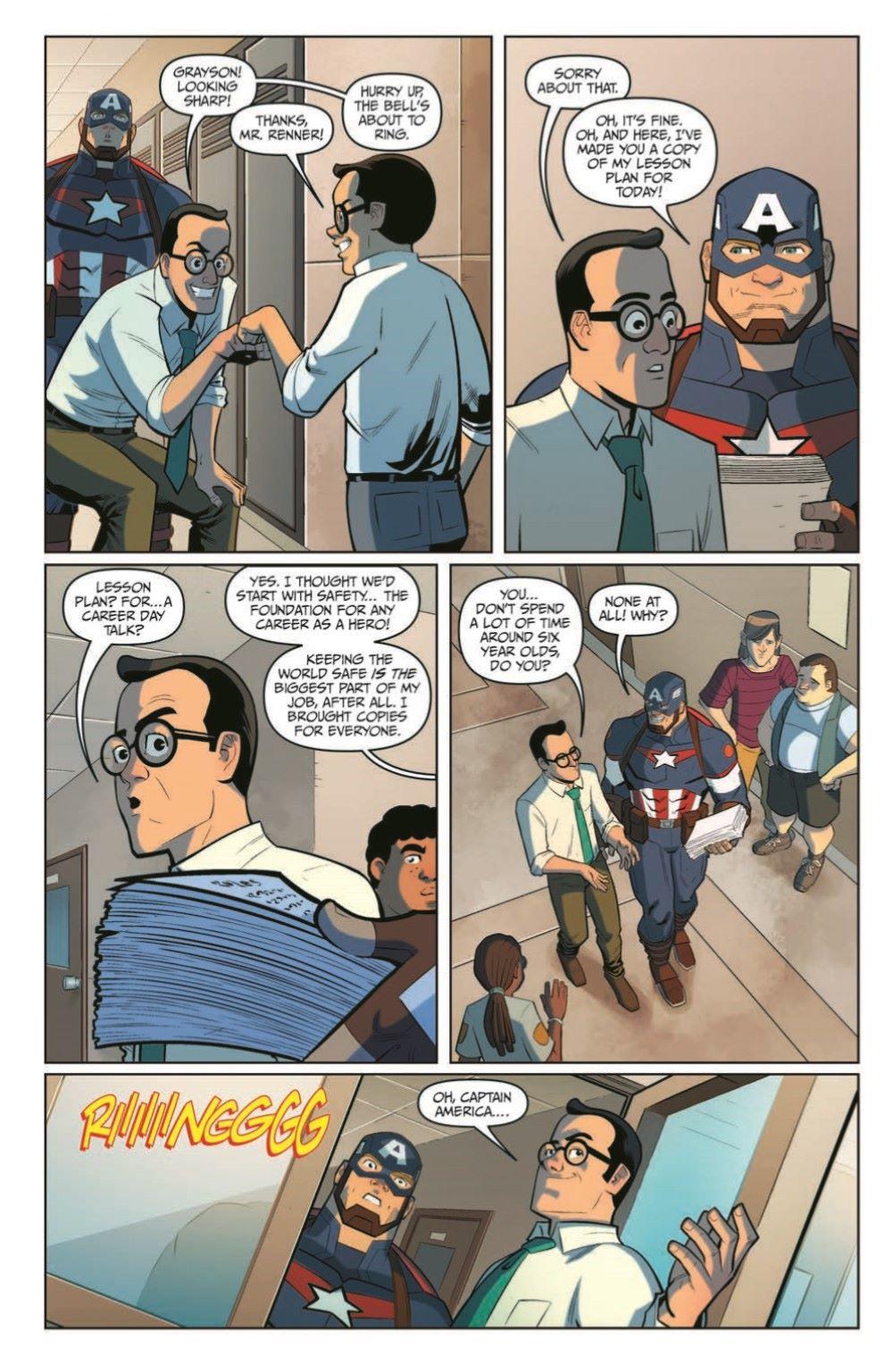 Marvel_Avengers_02_pr-5 ComicList Previews: MARVEL ACTION AVENGERS VOLUME 2 #2