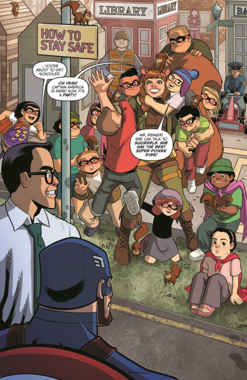 Marvel_Avengers_02_pr-6 ComicList Previews: MARVEL ACTION AVENGERS VOLUME 2 #2