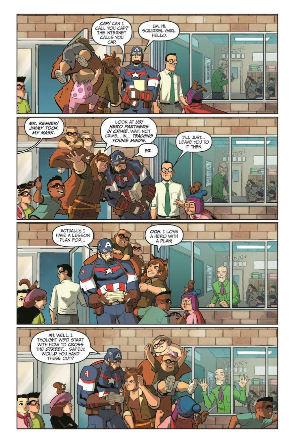Marvel_Avengers_02_pr-7 ComicList Previews: MARVEL ACTION AVENGERS VOLUME 2 #2