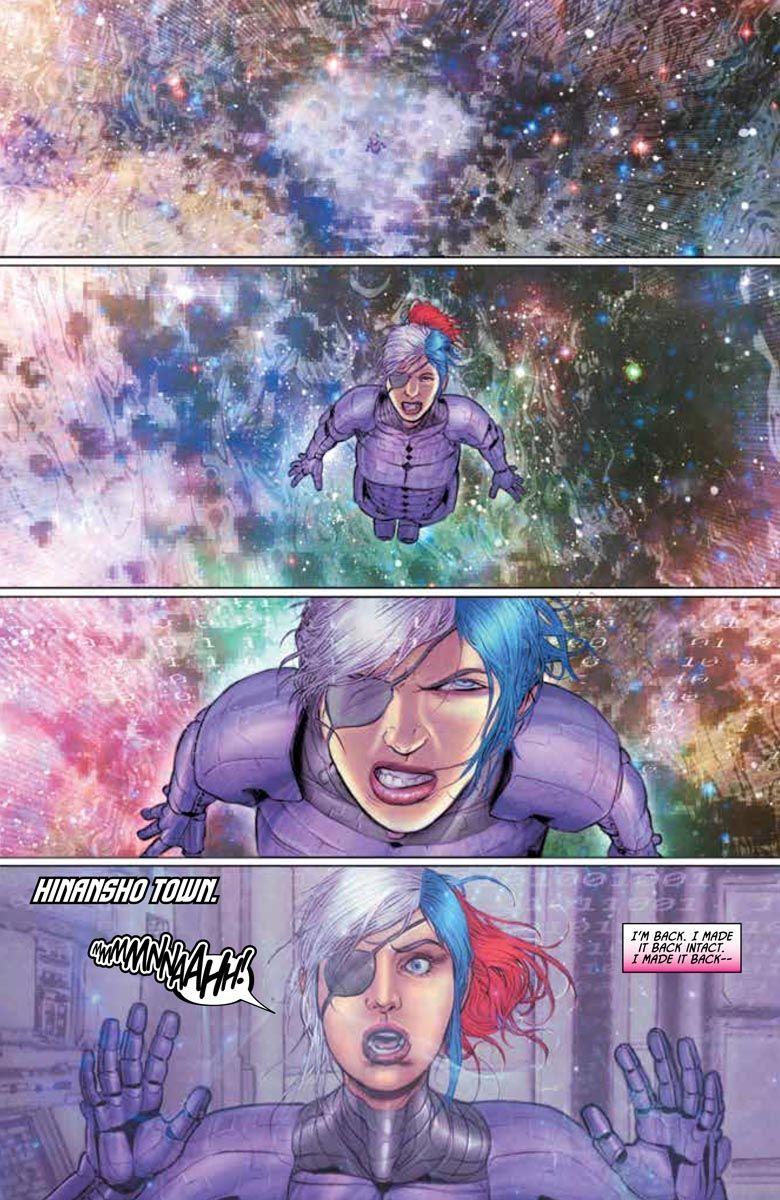 RAI_09_PREVIEW_01 ComicList Previews: RAI #9