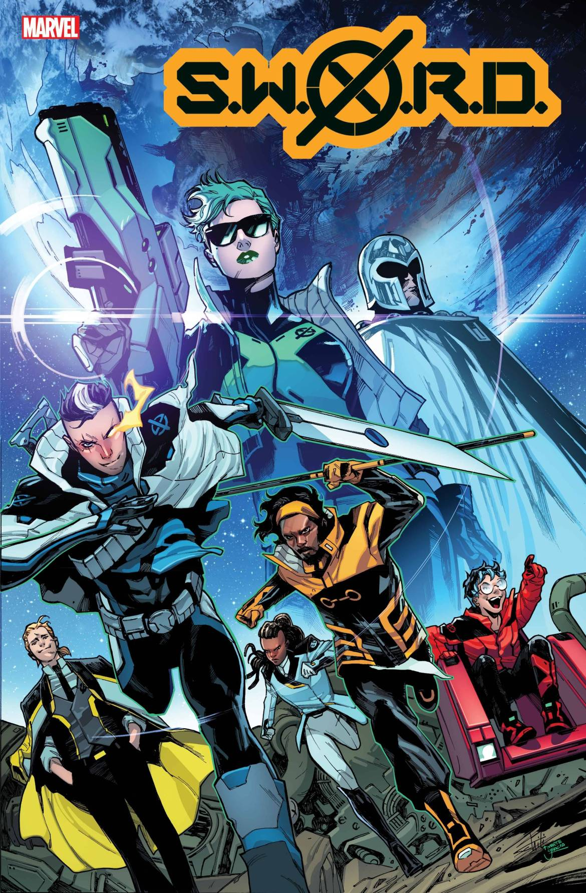 STL170603 ComicList: New Comic Book Releases List for 12/09/2020 (2 Weeks Out)