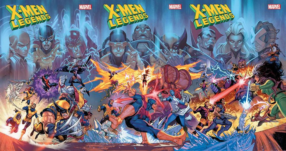 STL177738 Marvel Comics Extended Forecast for 12/02/2020