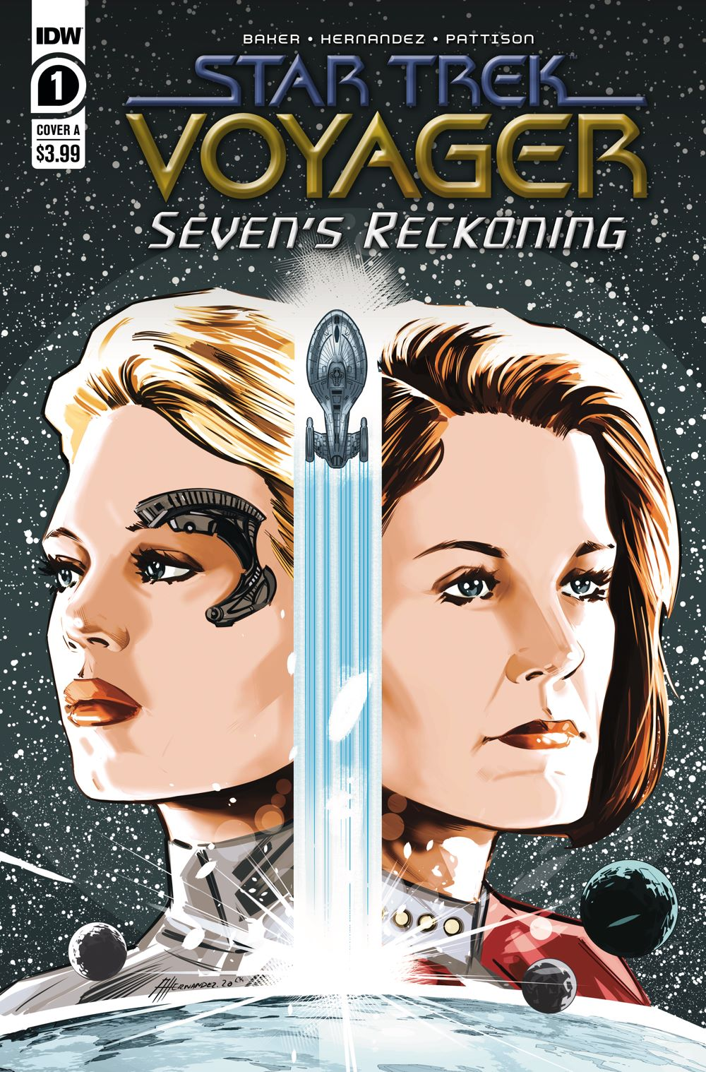 ST_Voyager_SR01-coverA ComicList: IDW Publishing New Releases for 11/18/2020