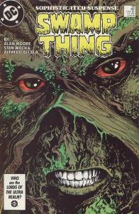Swamp-Thing-49-196x300 New Rumors Have Constantine Keys Trending