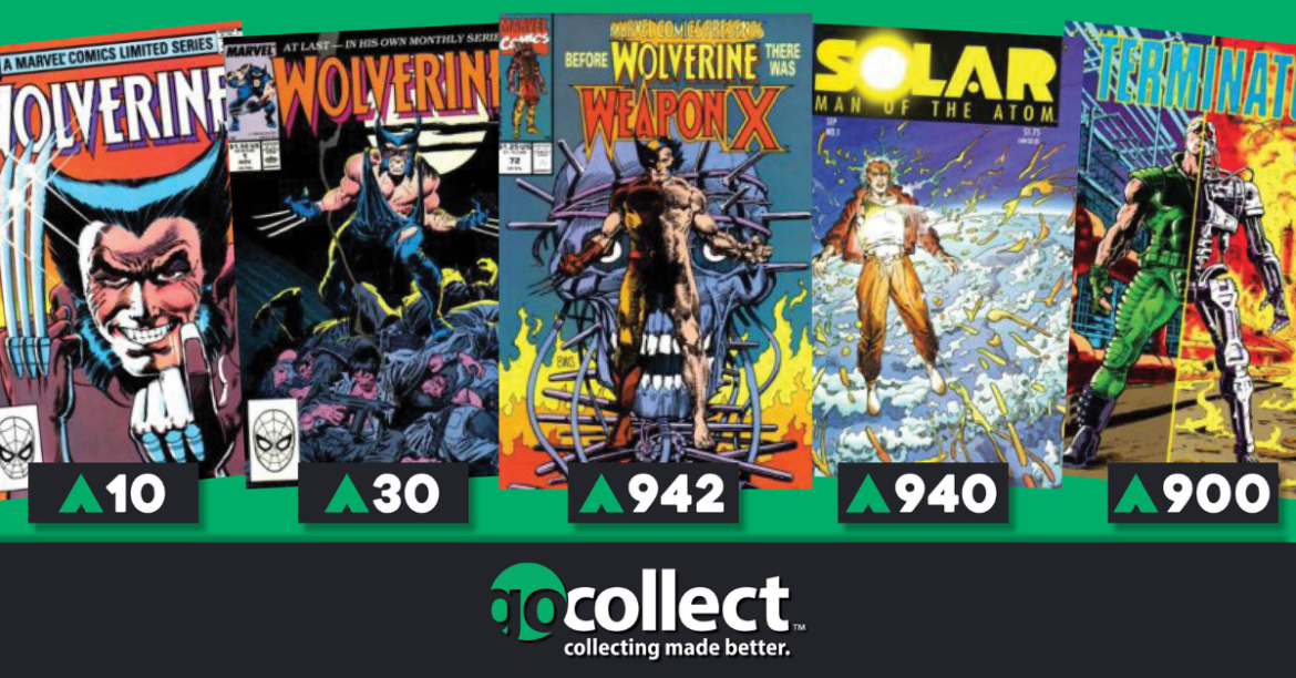 TOday-2 Hottest Comics: Takeaways for 11/5