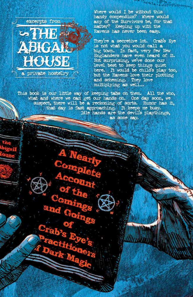 UnkindnessRavens_003_PRESS_3 ComicList Previews: AN UNKINDNESS OF RAVENS #3 (OF 4)