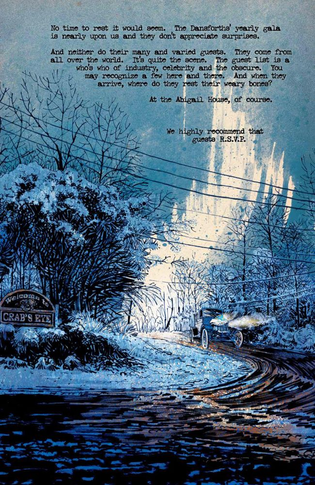 UnkindnessRavens_003_PRESS_6 ComicList Previews: AN UNKINDNESS OF RAVENS #3 (OF 4)