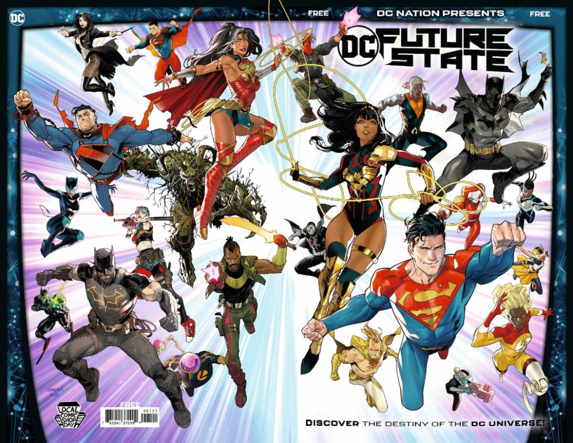 futurestate_lcsd ComicList: DC Comics New Releases for 11/25/2020