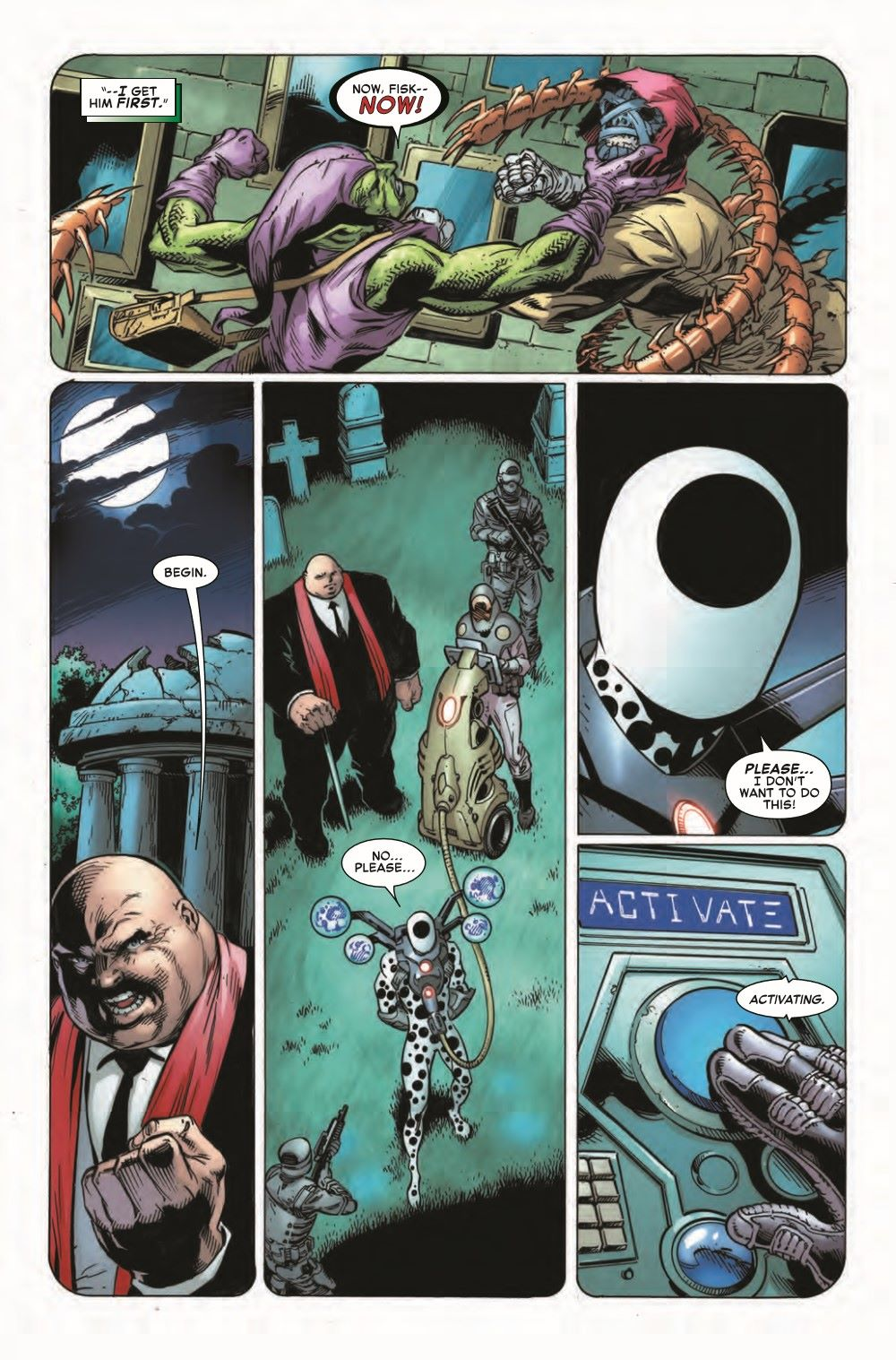 ASM2018056_Preview-5-1 ComicList Previews: THE AMAZING SPIDER-MAN #56