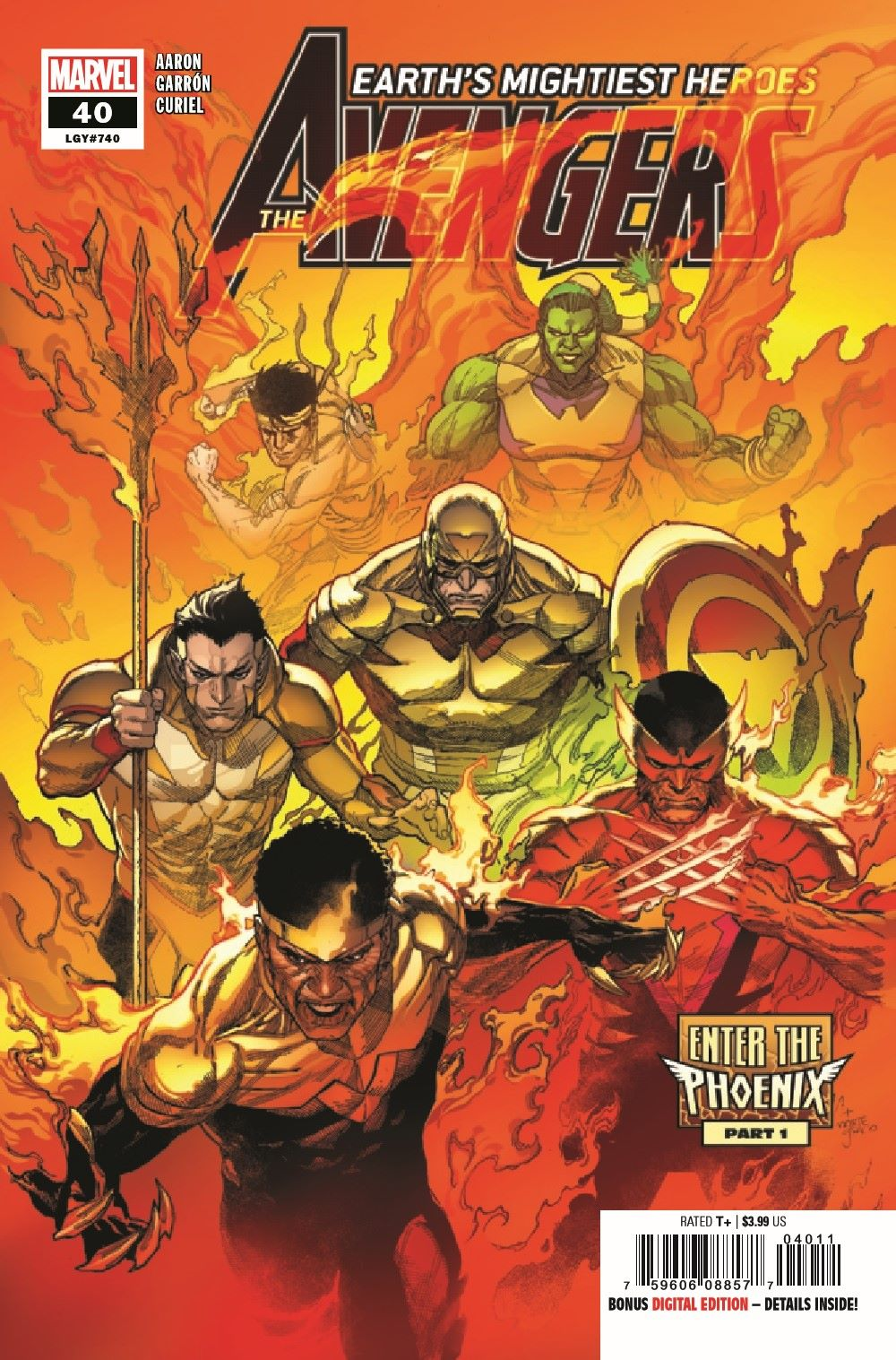 AVEN2018040_Preview-1 ComicList Previews: AVENGERS #40
