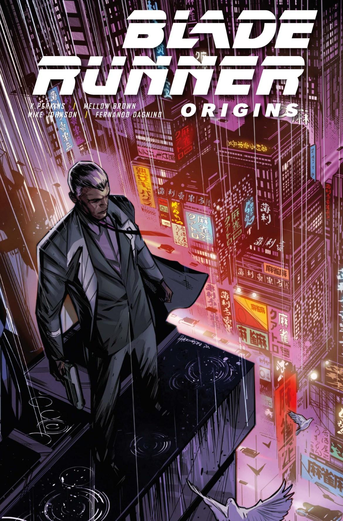 Blade-Runner-Origins-2A-HERNANDEZ Titan Comics March 2021 Solicitations