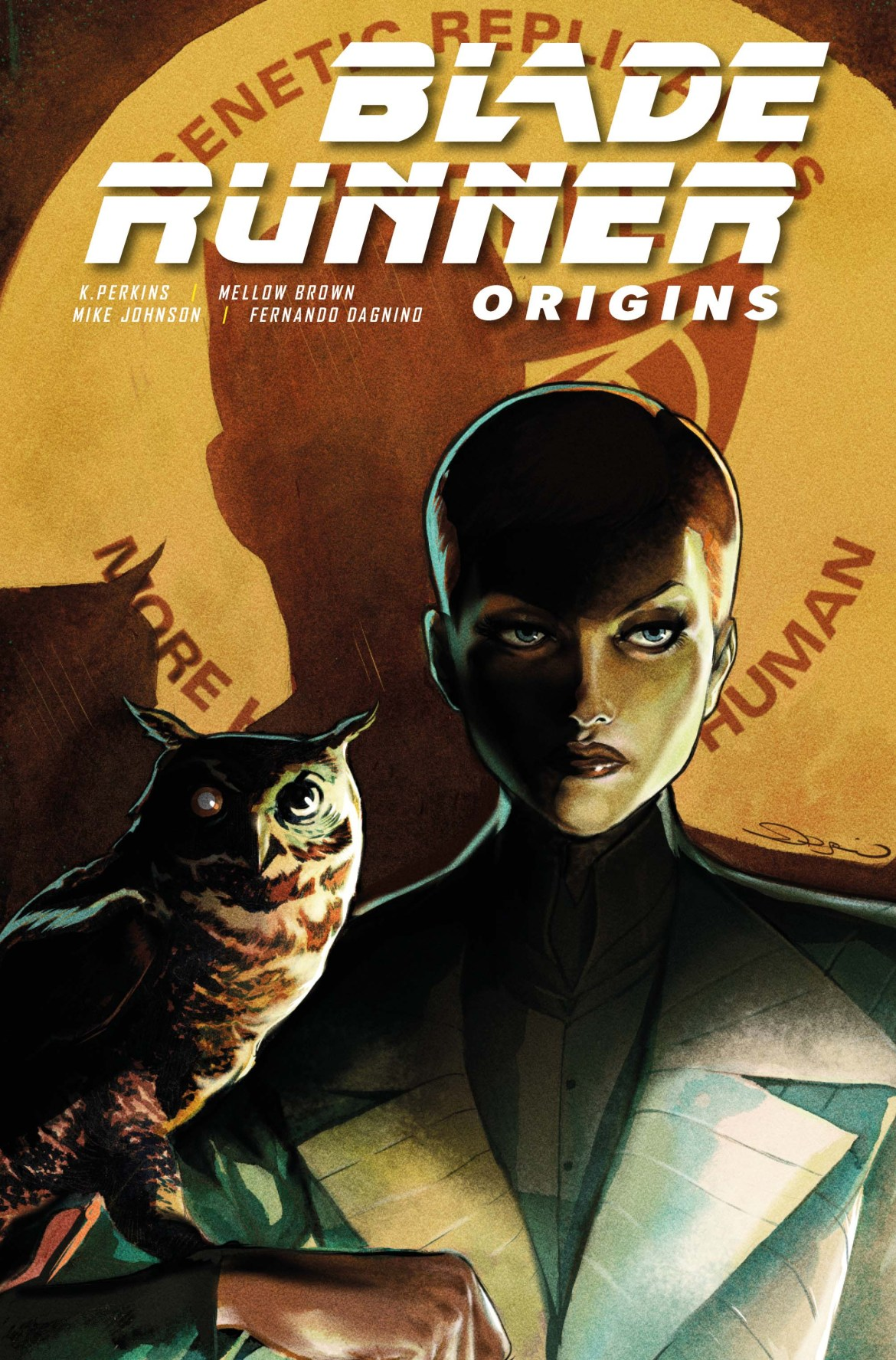 Blade-Runner-Origins-2C-DAGNINO Titan Comics March 2021 Solicitations