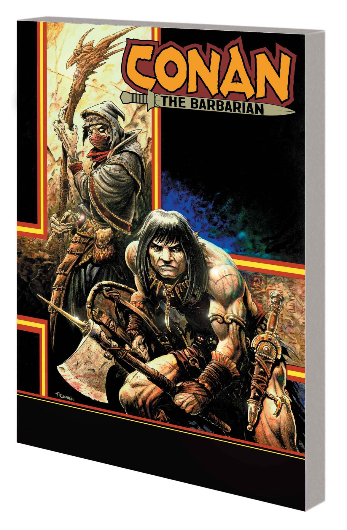 CONAN_SONGS_OF_DEAD_TPB Marvel Comics March 2021 Solicitations