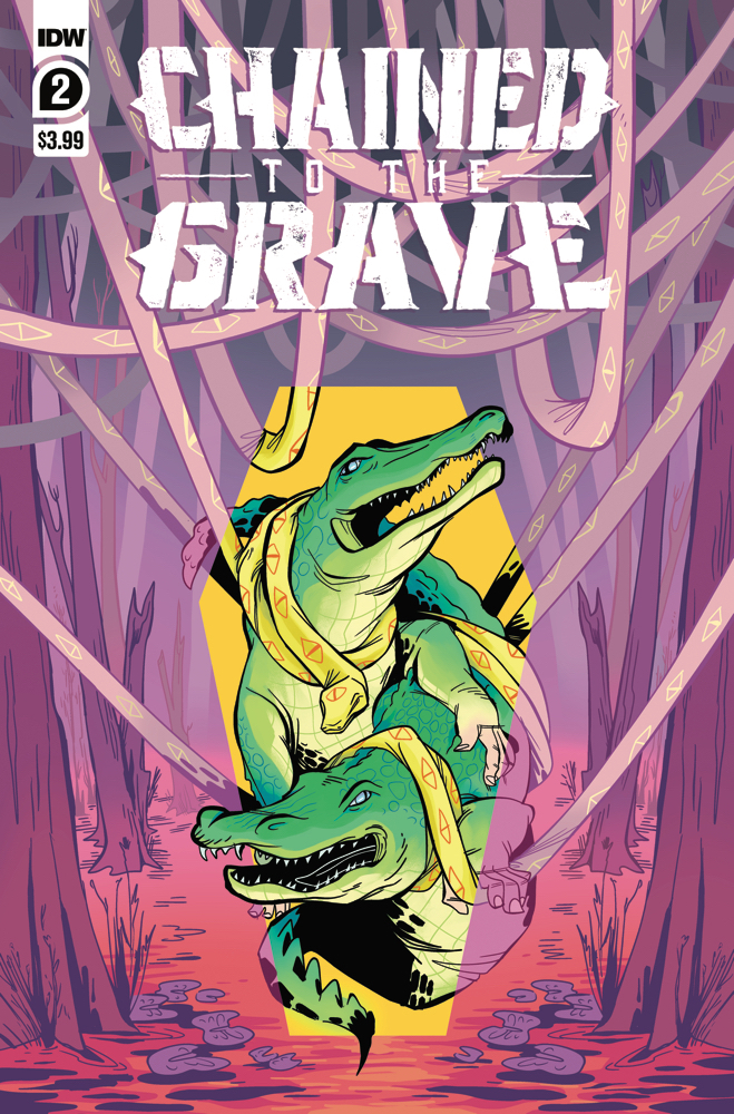 ChainedTTGrave02_cvrA IDW Publishing March 2021 Solicitations