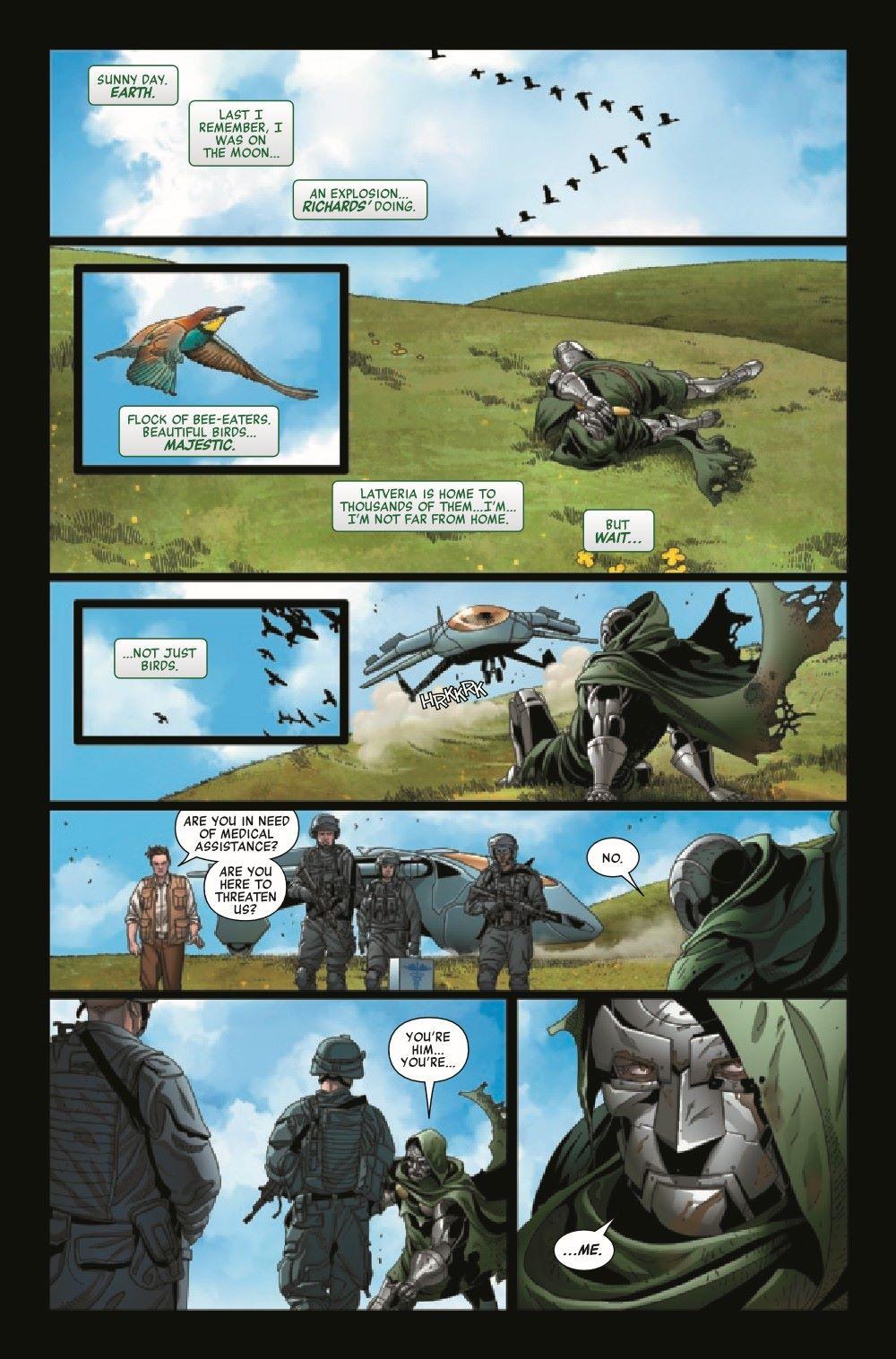 DOOM2019010_Preview-3 ComicList Previews: DOCTOR DOOM #10