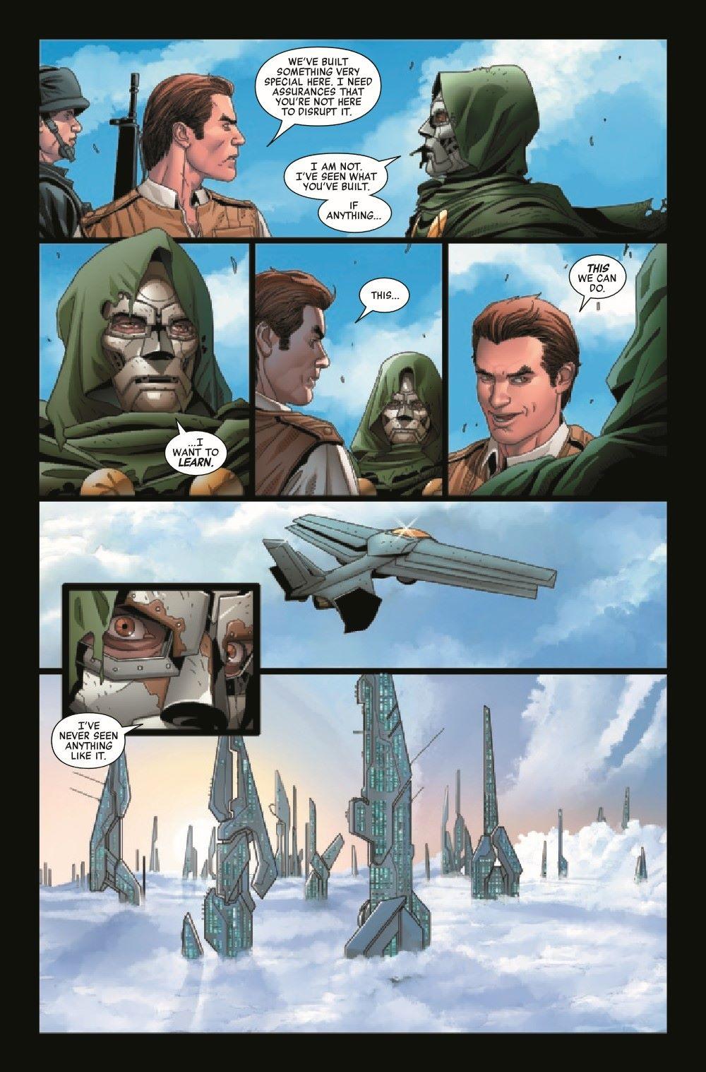 DOOM2019010_Preview-4 ComicList Previews: DOCTOR DOOM #10