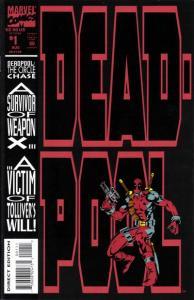 Deadpool-1-194x300 Coldest Comics: Falling Stars and Tumbling SpiderMen