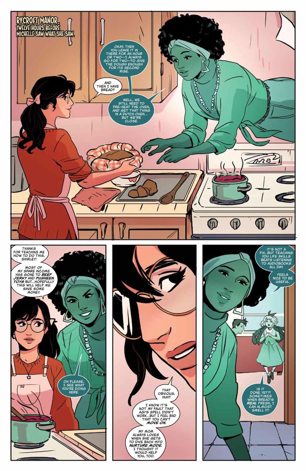 GhostedInLA_v3_SC_PRESS_13 ComicList Previews: GHOSTED IN L.A. VOLUME 3 TP