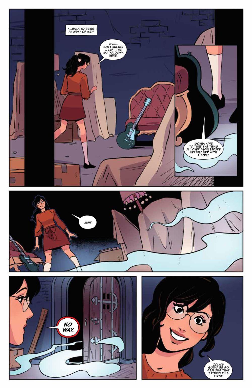 GhostedInLA_v3_SC_PRESS_18 ComicList Previews: GHOSTED IN L.A. VOLUME 3 TP