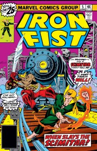 Iron-Fist-5-194x300 Hottest Comics: ASM #300 Tumbles While Iron Fist Gains