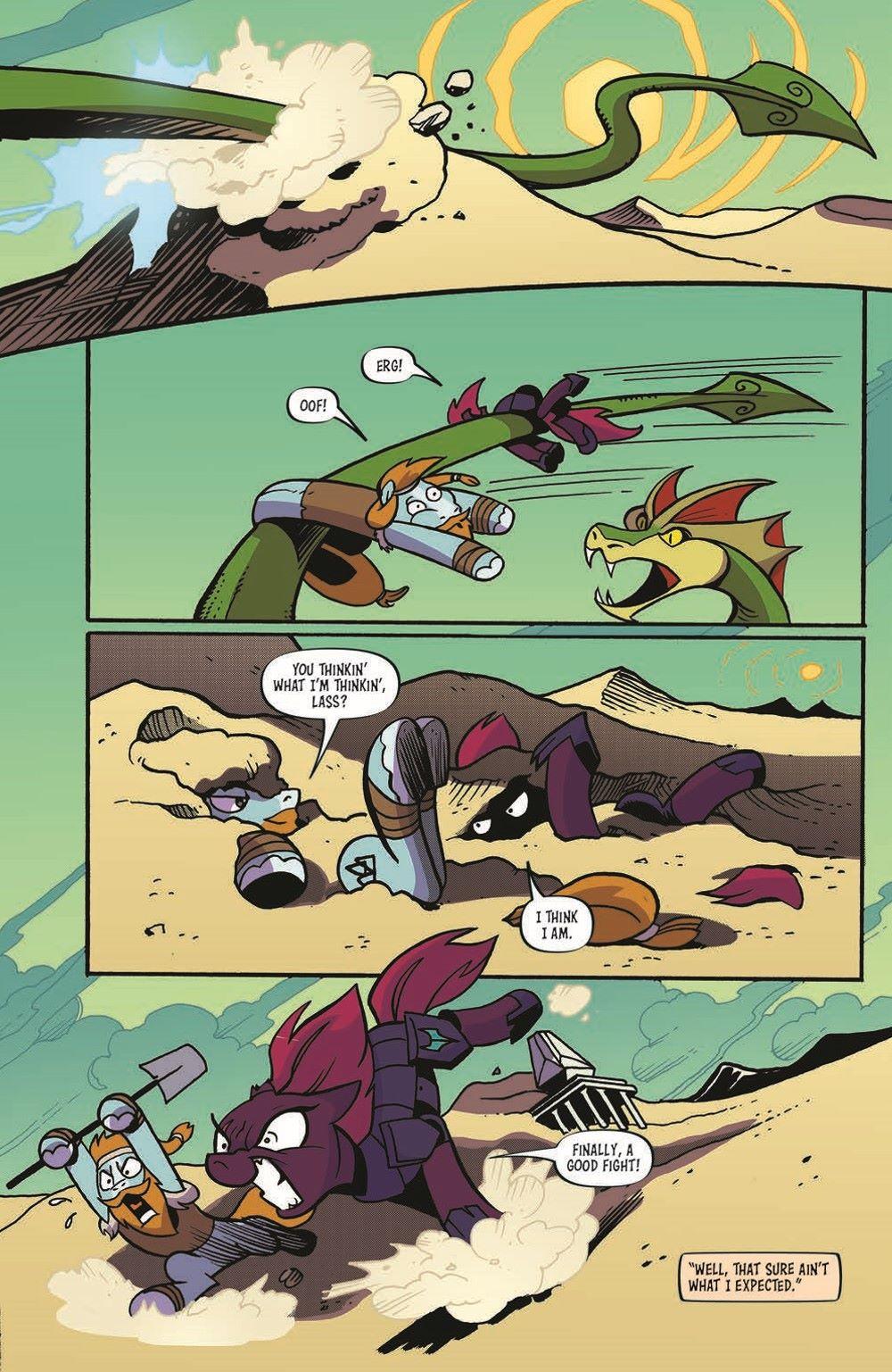 MLP92-pr-5 ComicList Previews: MY LITTLE PONY FRIENDSHIP IS MAGIC #92