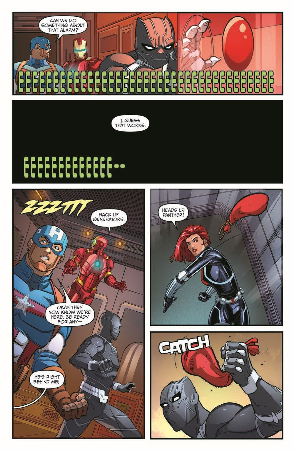 Marvel_Avengers_12_pr-6 ComicList Previews: MARVEL ACTION AVENGERS #12