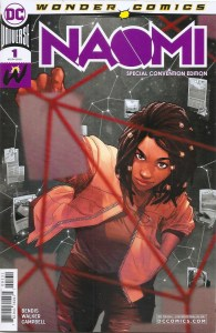 Naomi-1-convention-edition-1-195x300 Will Indie Comics Become More Profitable than DC?
