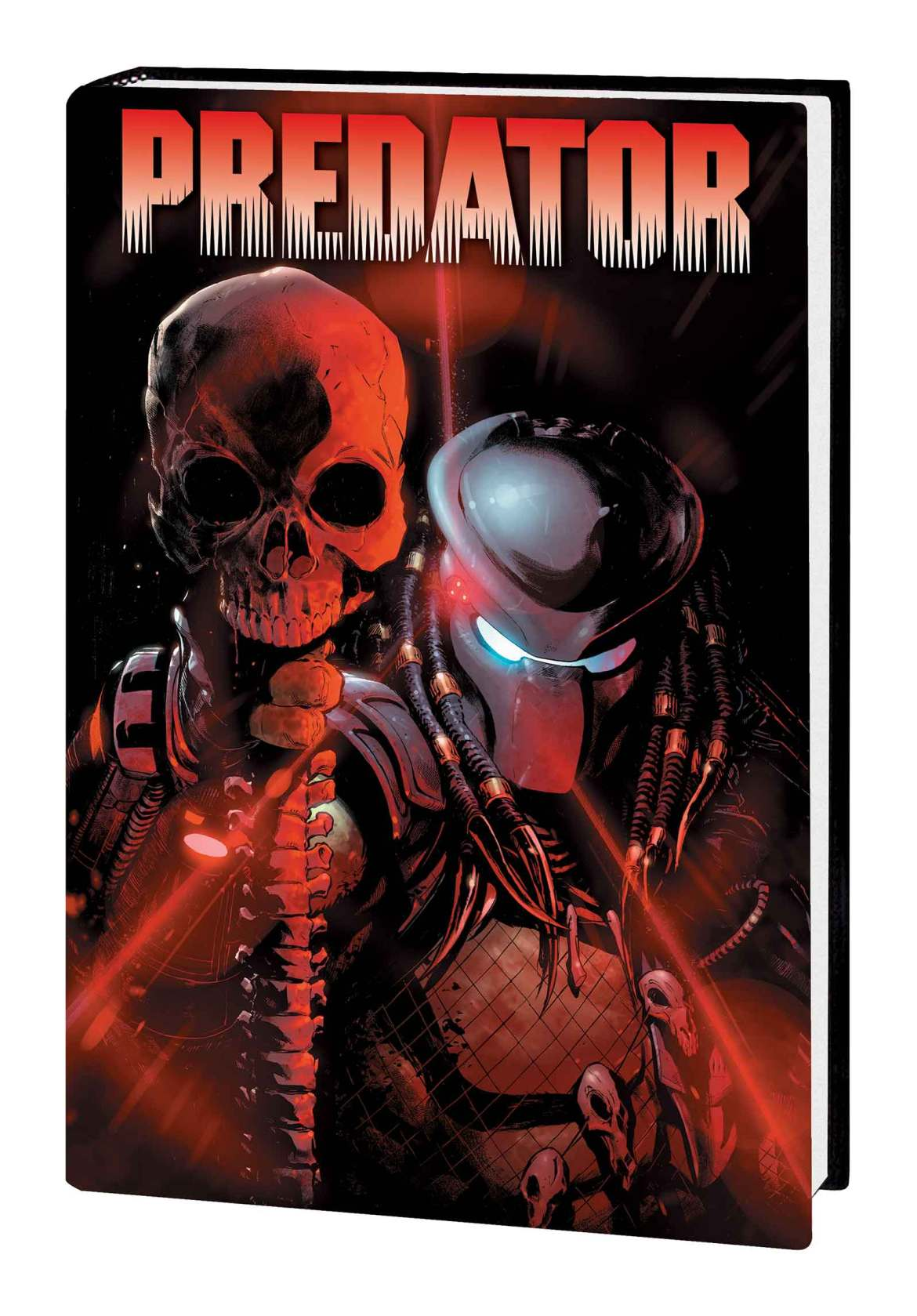 PREDATOROMNI_V1_HC Marvel Comics March 2021 Solicitations