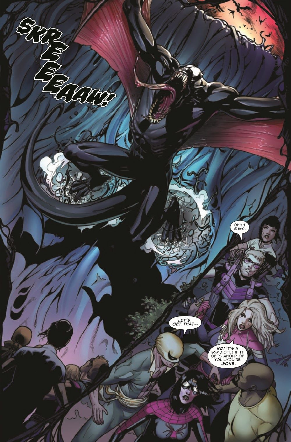 SWOMAN2020007_Preview-6 ComicList Previews: SPIDER-WOMAN #7