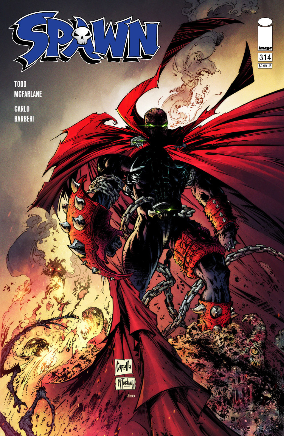 Spawn314_Cover-B_c6815a0147f8285e3b5042ebb3626151 Image Comics Extended Forecast for 01/06/2021