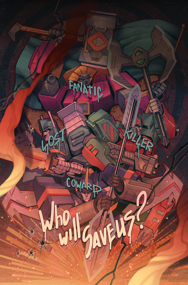TF_29_cover IDW Publishing March 2021 Solicitations