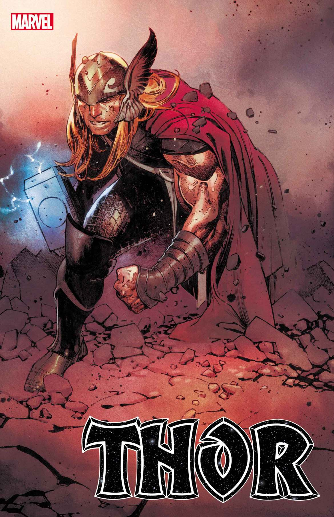 THOR2020013_cov Marvel Comics March 2021 Solicitations